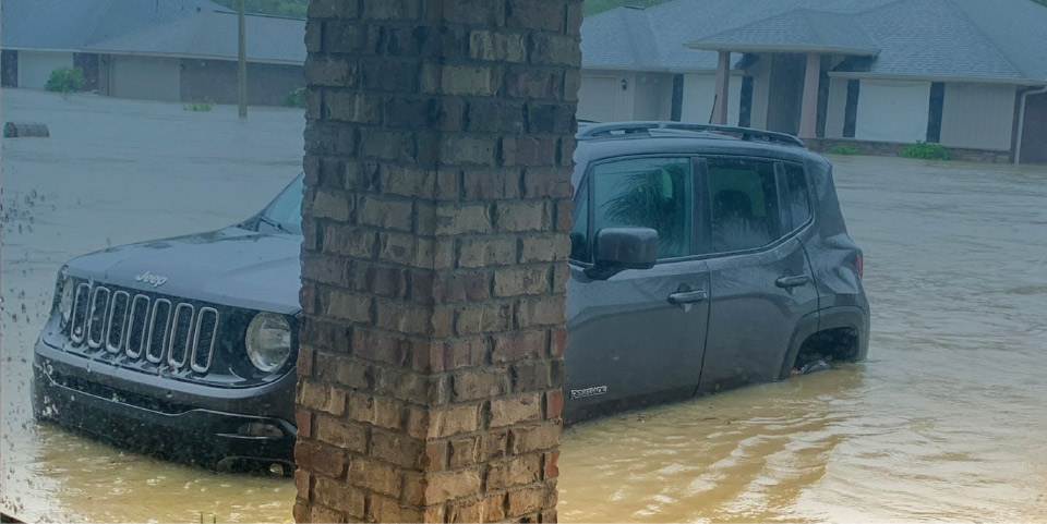 What Happened to Escambia's $417 Million Flood Agenda?